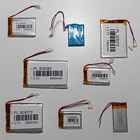 Плоские Литий-ионные аккумуляторы (Li-Ion / Li-Po)