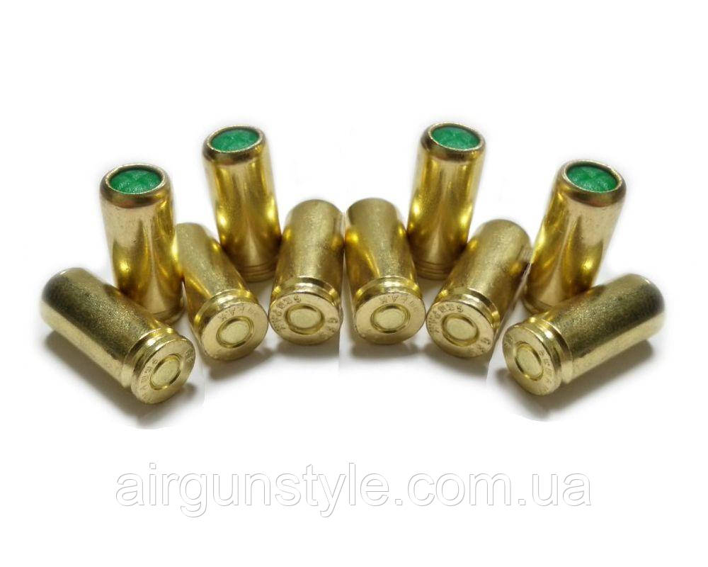Холостые патроны 9 мм STS P.A.K. 10 шт