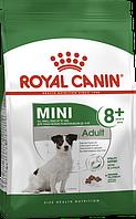 Royal Canin Mini Adult +8, 2кг- корм для собак мини пород старше 8 лет