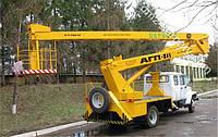Автовышка ГАЗ Автогидроподъемник АГП-18 (Автовышка)