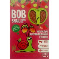 Натуральные конфеты-пастила Яблоко - Клубника Bob Snail Равлик Боб, 60 г