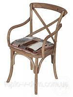 Накидка на стулья из овчины 40х40, фото 1