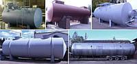 Производство ёмкостей резервуаров из металла любых размеров Шлифование плоскостей X1-3500ммY1-1500ммZ1-1500мм , фото 1