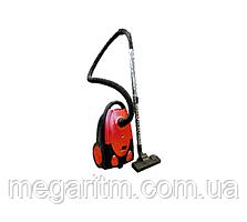 GRUNHELM GVC8218R Пылесос с мешком 2200Вт (красный)