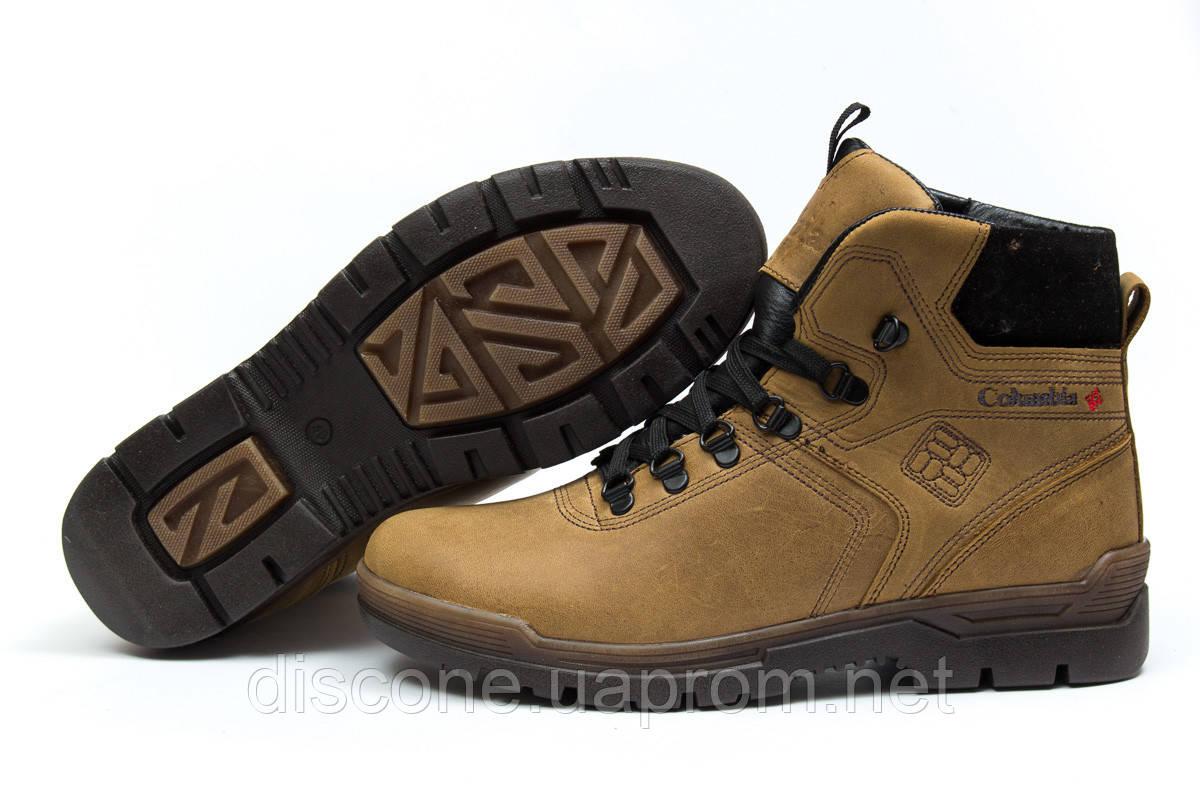 Зимние ботинки на меху ► Columbia Chinook Boot WP,  коричневые (Код: 30532) ►(нет на складе) П Р О Д А Н О!