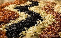 Нешлифованный бурый рис, 1кг