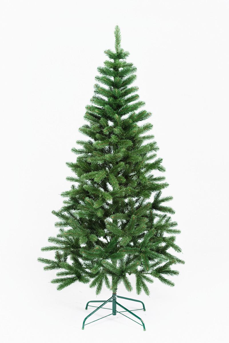 Елка искусственная литая Bonita 2.1 м Президентская зеленая