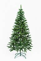 Елка искусственная литая Bonita 2.1 м Президентская зеленая , фото 1