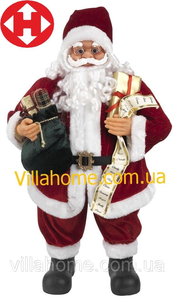 Игрушка под елку Дед мороз. Новогодние фигуры.