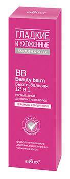Бьюти-бальзам 12 в 1 несмываемый для всех типов волос