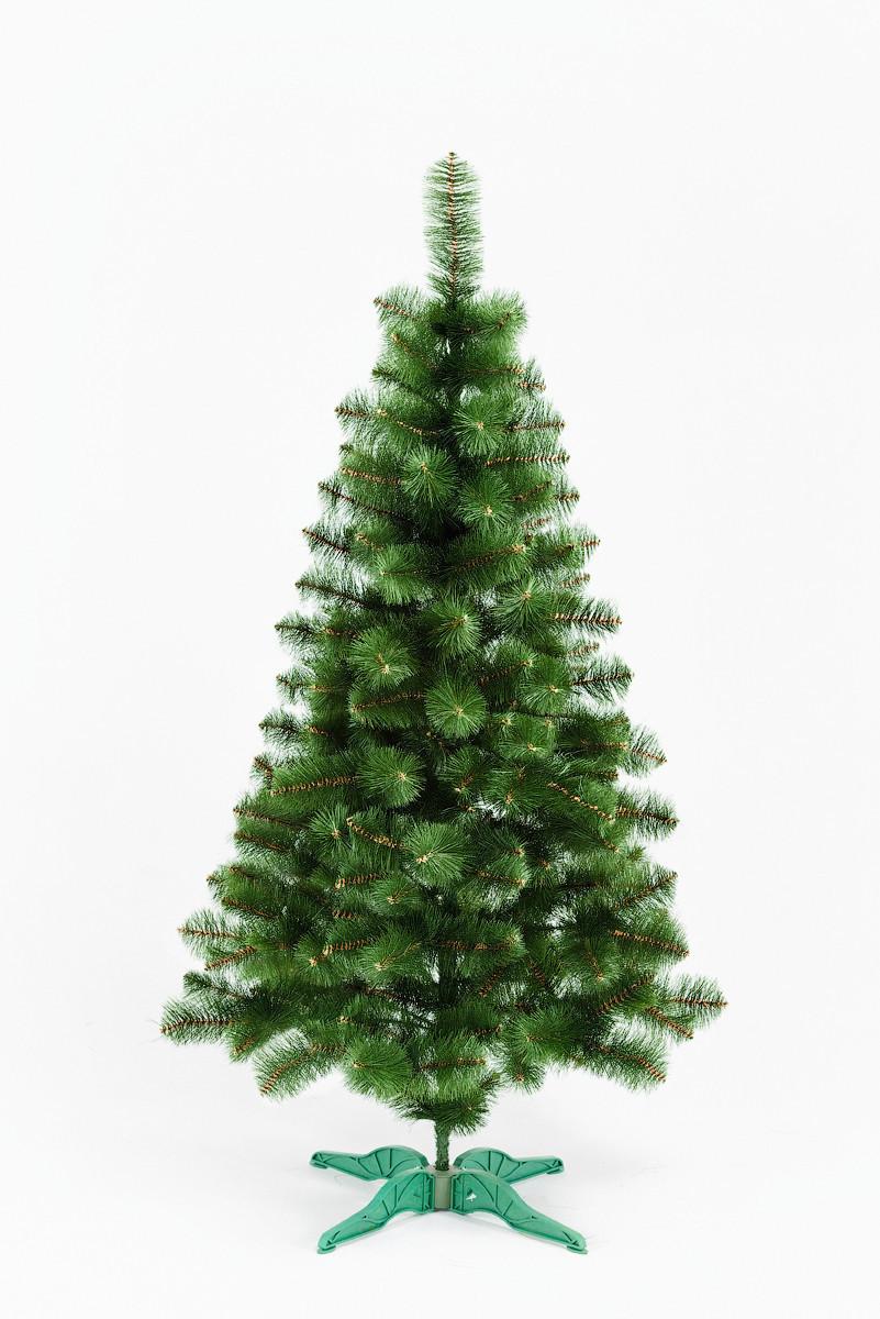 Сосна искусственная Bonita 2.5 м Новогодняя зеленая СШ-З-2,50