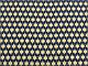 Коттон сатин рисунок мелкий цветочек, желтый, фото 2