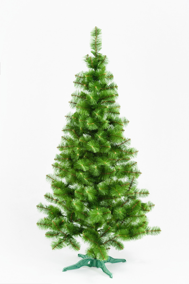 Сосна искусственная Bonita 2.5 м Новогодняя светло-зеленая СШ-СЗ-2,50