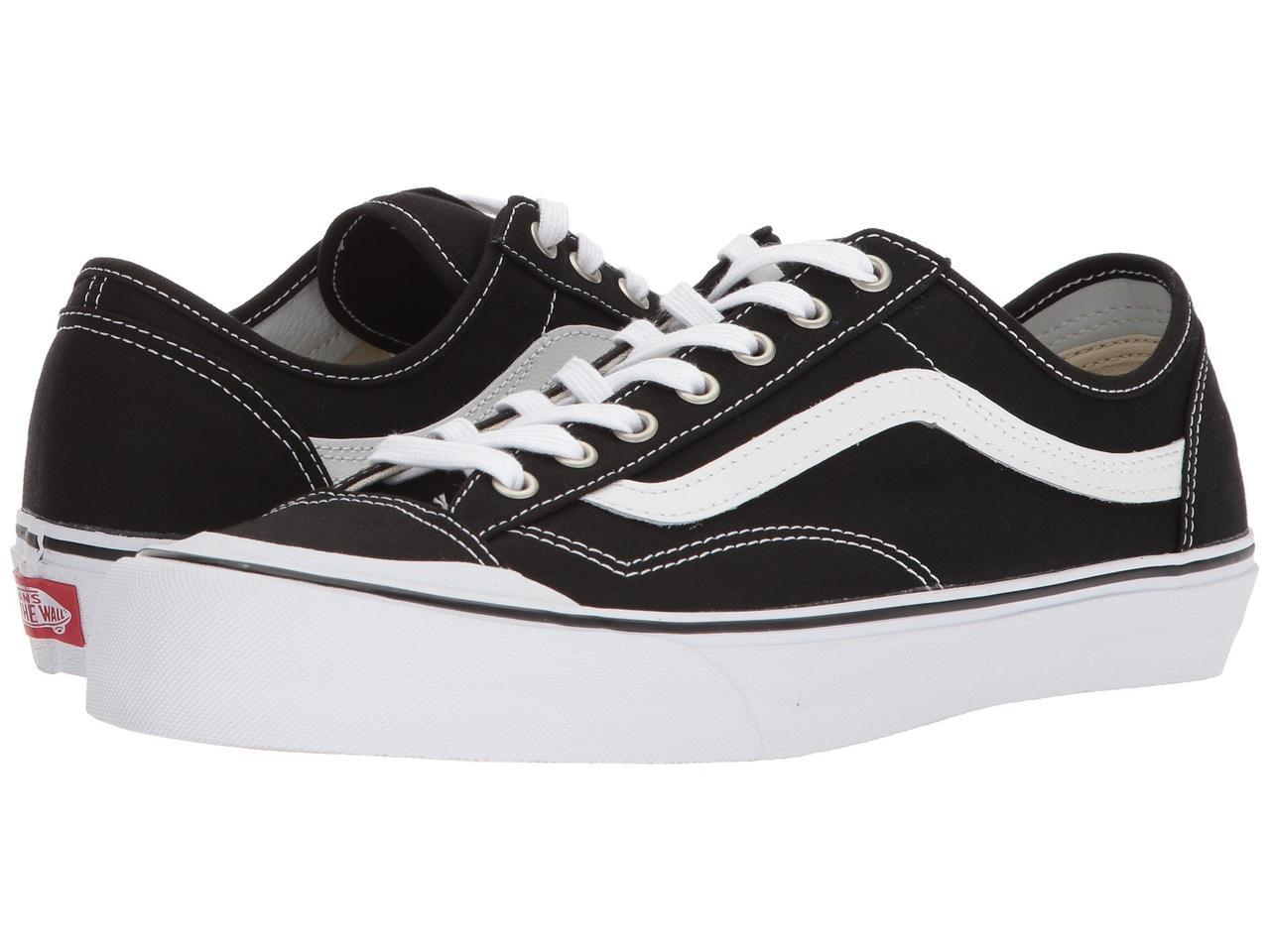 vans style 36 decon sf sneakers in black