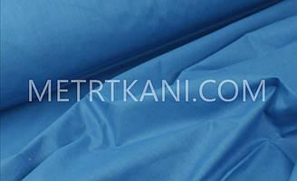Однотонная польская бязь темно-бирюзового цвета 135 г/м2 №635