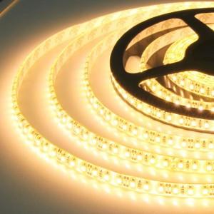 Светодиодная лента B-LED 3528-120 IP65, герметичная, теплая