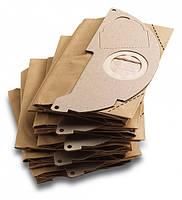 Karcher SE 5.100 Фільтр-мішки паперові для пилососів WD 2.200 (6.904-143.0) 5 шт