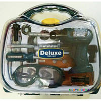 Детский набор инструментов в чемодане 3255-B2