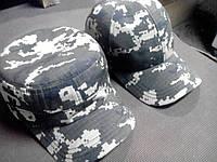 Камуфляж-фуражка войсковая
