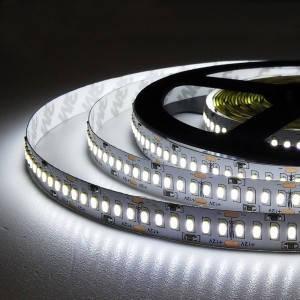 Светодиодная лента B-LED 3014-240 IP20, негерметичная, холодный белый, фото 2