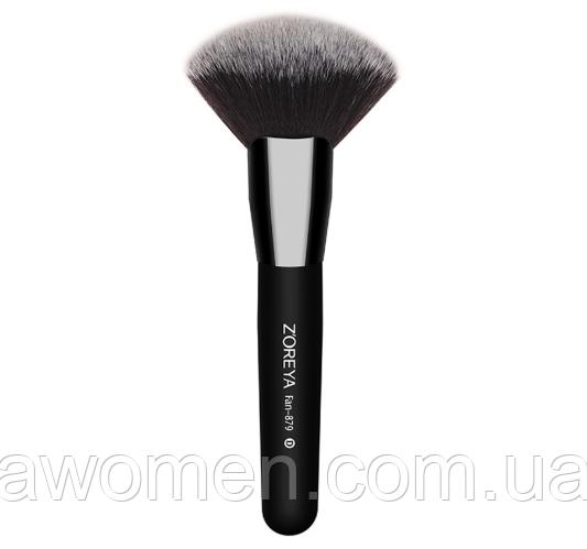 Кисть Zoreya для макияжа универсальная № 879