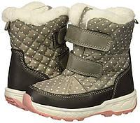Зимние сапоги EUR 24 25 26 33 34 Carters Картерс сноубутсы ботинки детские e58aa1f4c9fbf