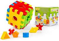 """Іграшка розвиваюча """"Чарівний куб"""" 12 ел. арт.39376"""