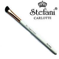 Кисть для нанесения теней Stefani Carlotte S-107 (скошенная)