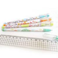 """Ручка стираемая 5750 """"Spring"""" синяя, исчезающие температурные чернила уп12 бл144"""