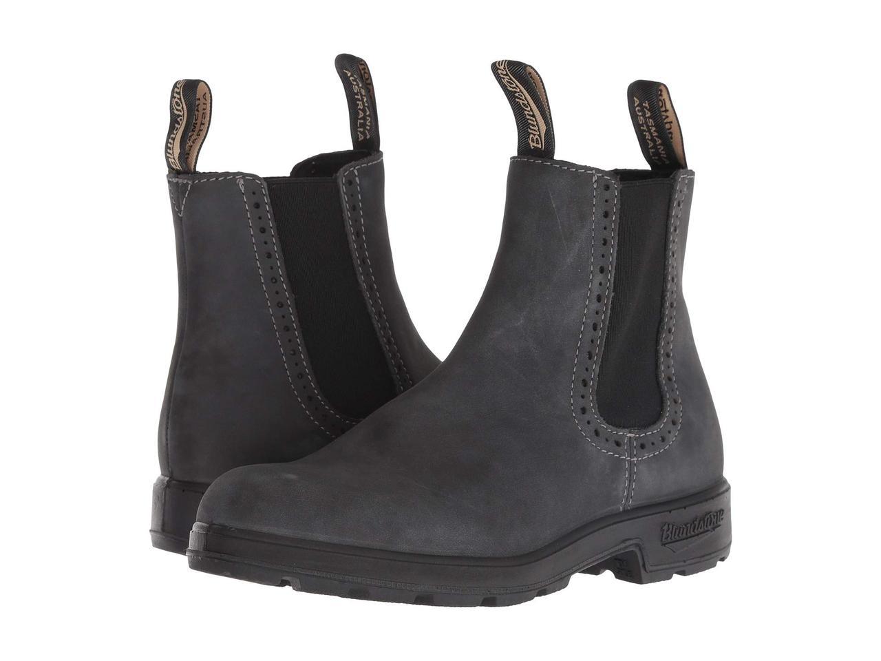 Ботинки/Сапоги (Оригинал) Blundstone BL1630 Rustic Black