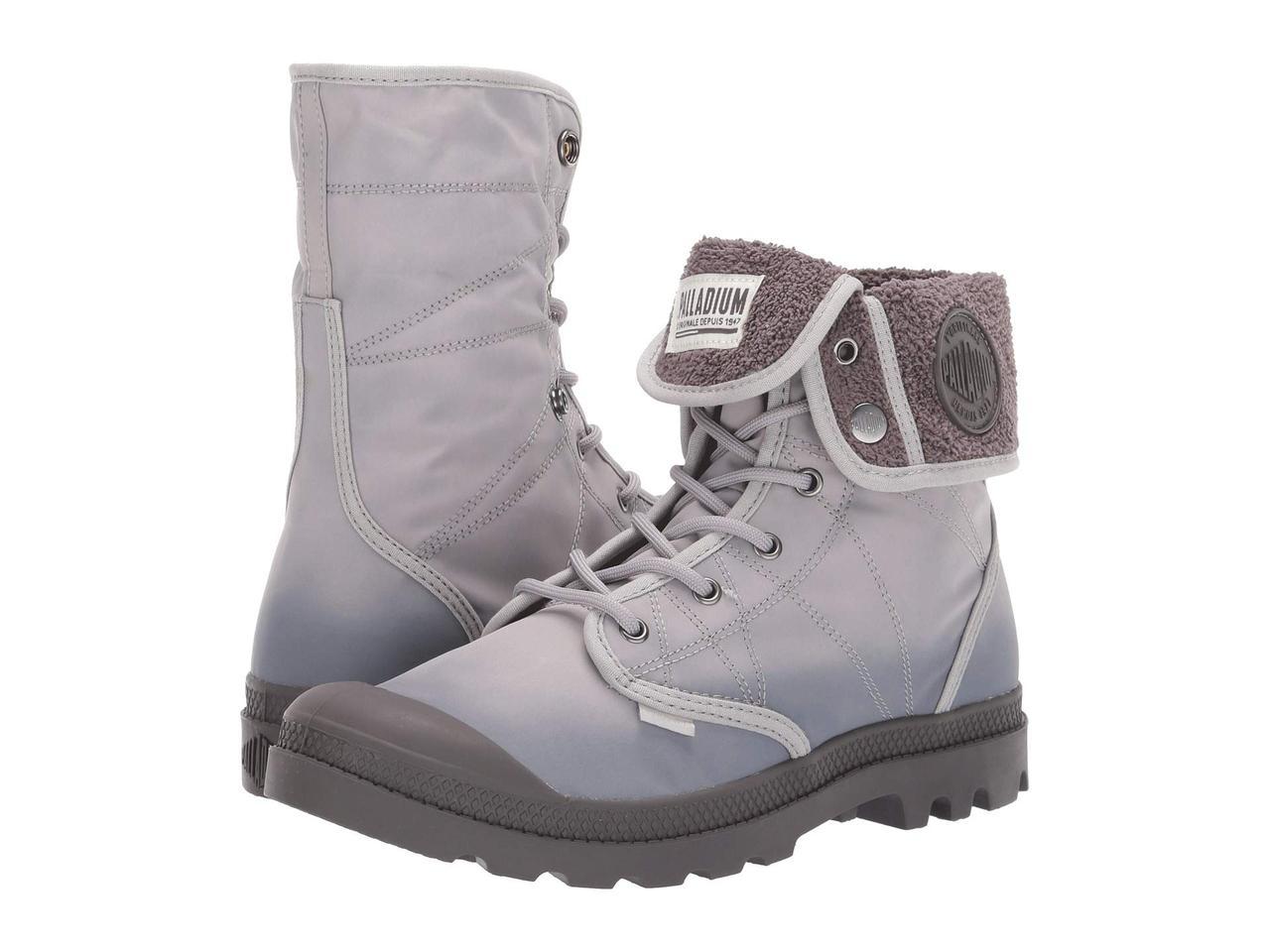 Ботинки Сапоги (Оригинал) Palladium Pallabrousse Baggy TX Ash Dark Gull Grey c815127c2e4dc