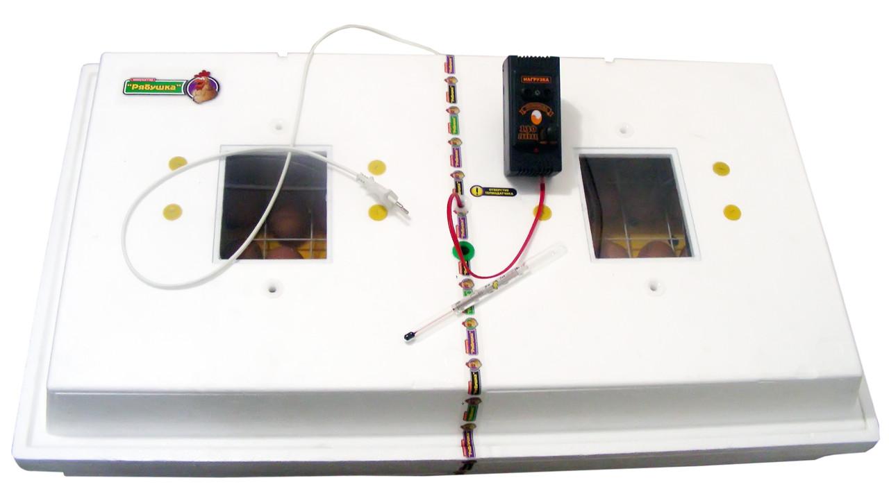Инкубатор бытовой Рябушка-2 ИБ-130-Ц с цифровым терморегулятором и звуковым оповещением