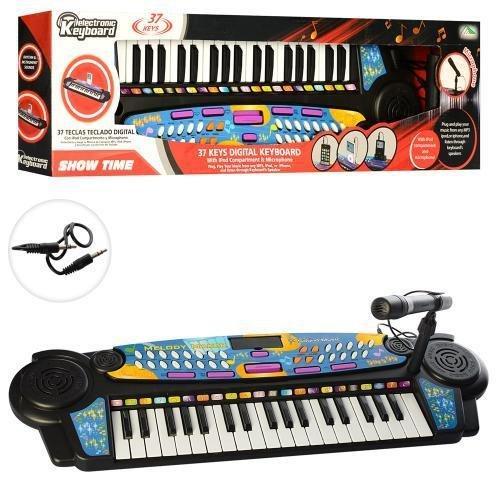 Детский синтезатор (орган) с микрофоном (22438)
