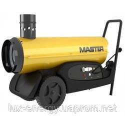 Обогреватели на жидком топливе непрямого нагрева MASTER (с дымоходом)