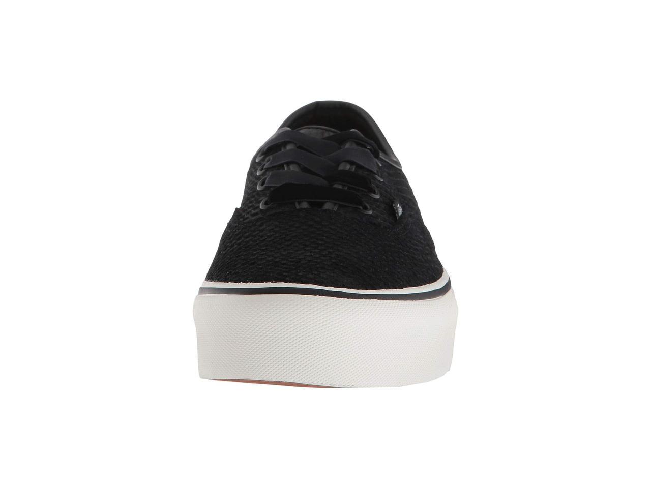 ... Кроссовки Кеды (Оригинал) Vans Authentic Platform 2.0 (Leather) Snake  Black 9ff72d581