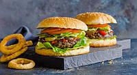 Декілька рецептів домашніх бургерів