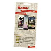 Защитная пленка RaddiSan для Prestigio 5500 (глянцевая) (Престижио 5500 дуо, мультифон 5500 дуо)