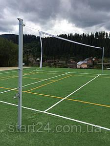 Стійки універсальні для бадмінтону, волейболу і тенісу