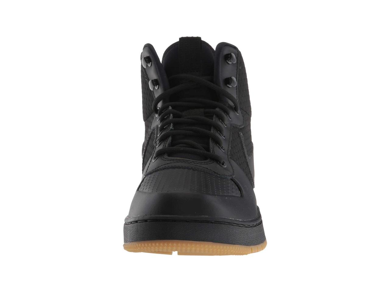 best website d2673 45d92 Кроссовки Кеды (Оригинал) Nike Ebernon Mid Winter Black Black Gum Light ...