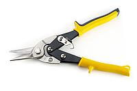 Ножницы по металлу Cr-V 250мм прямые