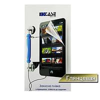 Защитная пленка OKCase для Apple iPhone 4/4s (глянцевая) (Айфон 4, 4с, 4 с)