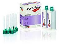 OCCLUFAST ROCK А - силикон для регистрации прикуса