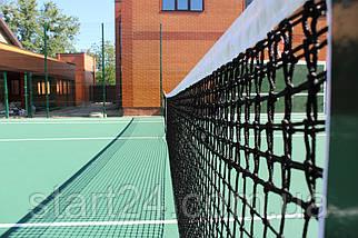 Сетка для большого тенниса 4,5 мм профессиональная