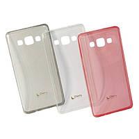 Чехол-бампер Cherry для Samsung Galaxy A5/A500 (ультратонкий) (Самсунг галакси а5, галакси а 5, а500, а 500)