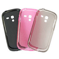 Чехол-бампер CAPDASE для Samsung Galaxy S3 mini (Самсунг с3 мини, с 3 мини, галакси с3 мини)