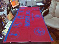 Вышивка логотипов  на махровых полотенцах