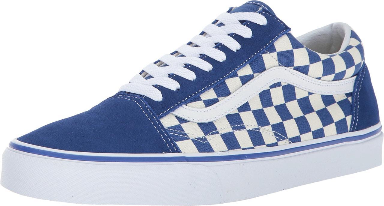 3b290cd9 Кроссовки/Кеды (Оригинал) Vans Old Skool™ (Primary Check) True Blue/White