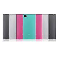 Чехол-бампер TPU для Xiaomi Mi3 (полупрозрачный) (Сяоми (Ксиаоми, Хиаоми) Ми 3, Ми3)