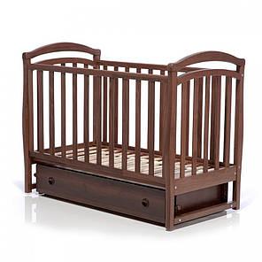 Детская кроватка Верес Соня ЛД6 орех, фото 2