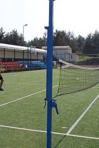 Стійки для волейболу з регулюванням по висоті